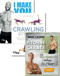 Sport, Fitness, Muskel-Training - Sparpaket (3 Bücher)