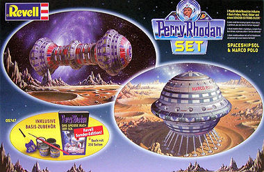 perry rhodan modellbau raumschiffe sol marco polo. Black Bedroom Furniture Sets. Home Design Ideas