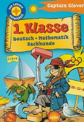 1. Klasse - Deutsch, Mathe, Sachkunde