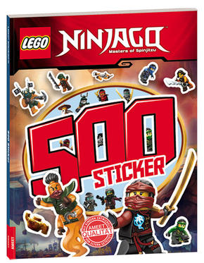 LEGO® NINJAGO™ - 500 Sticker - Band 2