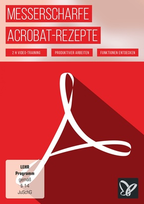 Messerscharfe Acrobat-Rezepte (DOWNLOAD)