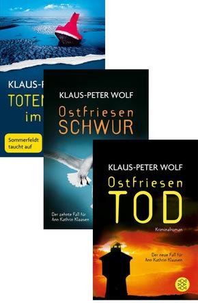 Klaus Peter Wolf Krimi Reihenfolge