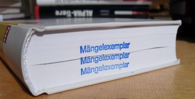 Mängelexemplare Bücher billig kaufen