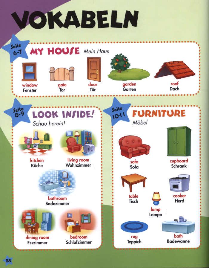 disney englisch lernen f r kinder mein k rper. Black Bedroom Furniture Sets. Home Design Ideas