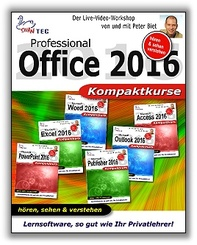 Office 2016 Professional - 6er Bundle (DOWNLOAD)