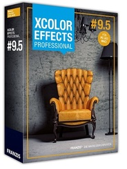 X Color effects professioanl 9.5